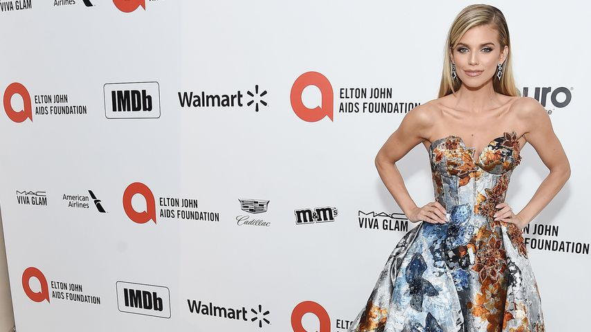 AnnaLynne McCord bei Elton Johns Oscar-Party, 2020