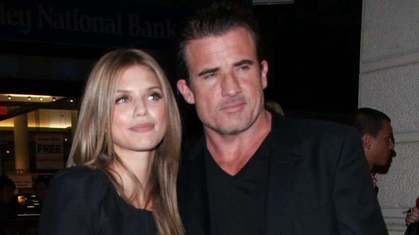 AnnaLynne McCord: Heirat mit Dominic Purcell?