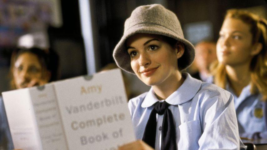 """Anne Hathaway als Mia Thermopolis in """"Plötzlich Prinzessin"""""""
