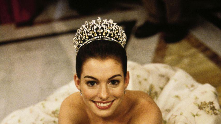 """Anne Hathaway in """"Plötzlich Prinzessin"""""""