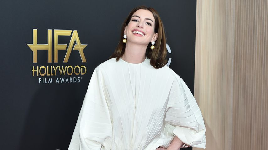 Anne Hathaway bei den 22. Hollywood Film Awards