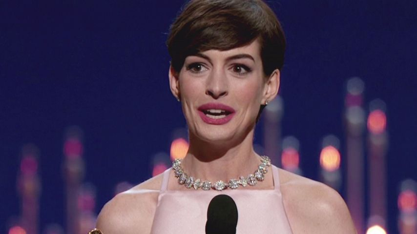 Oscar 2013: SIE ist die beste Nebendarstellerin