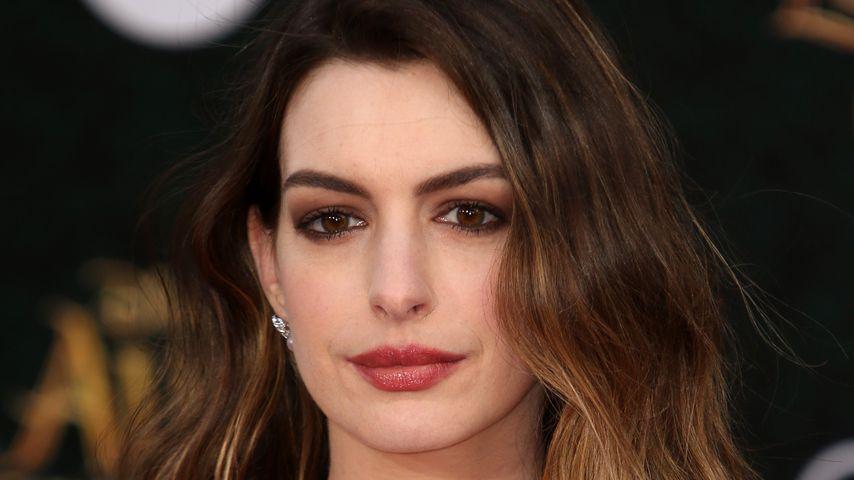 Anne Hathaway: Glück als Oscar-Gewinnerin war nur gespielt