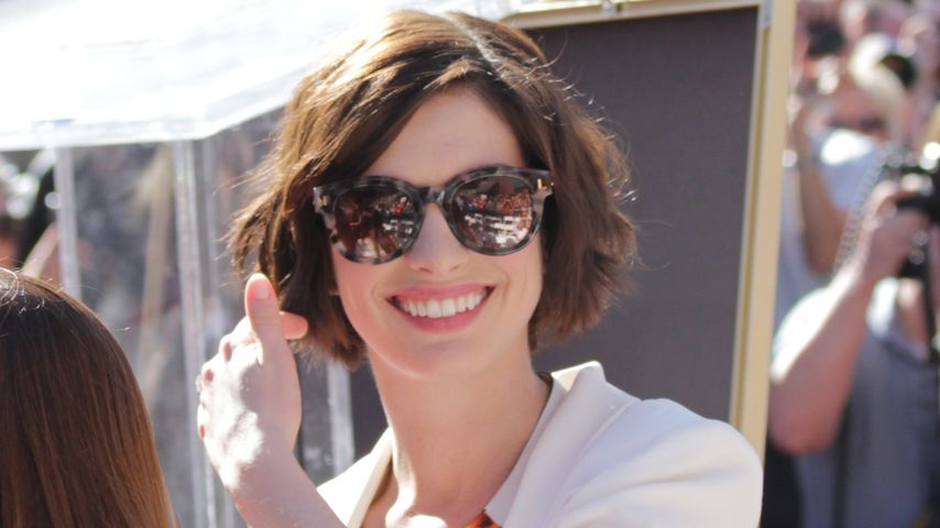 Gesund in 2015: Anne Hathaway verrät ihre Vorsätze