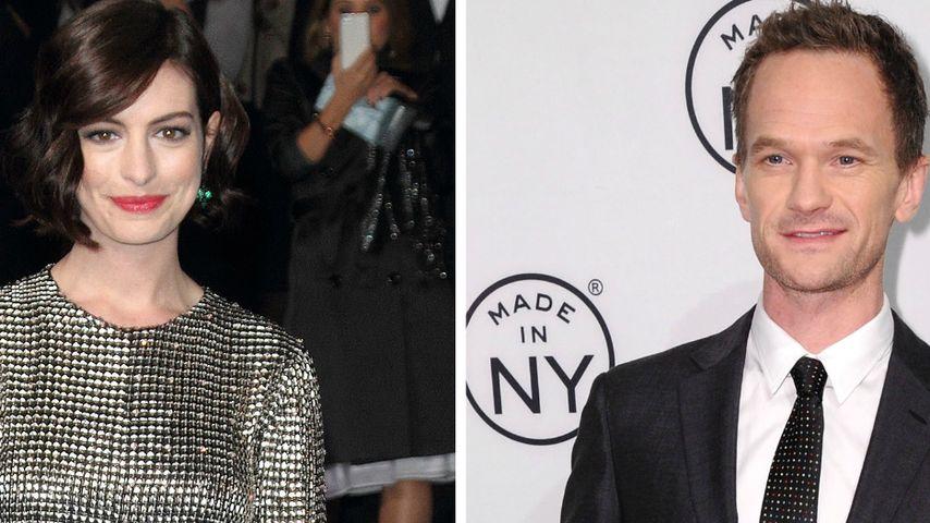 Anne Hathaway gibt Neil Patrick Harris Oscar-Tipps