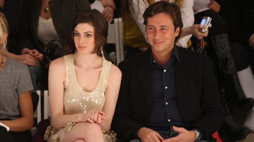 Anne Hathaway und Raffaello Follieri, 2008