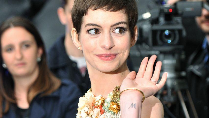 Anne Hathaway hat einen prominenten Fan