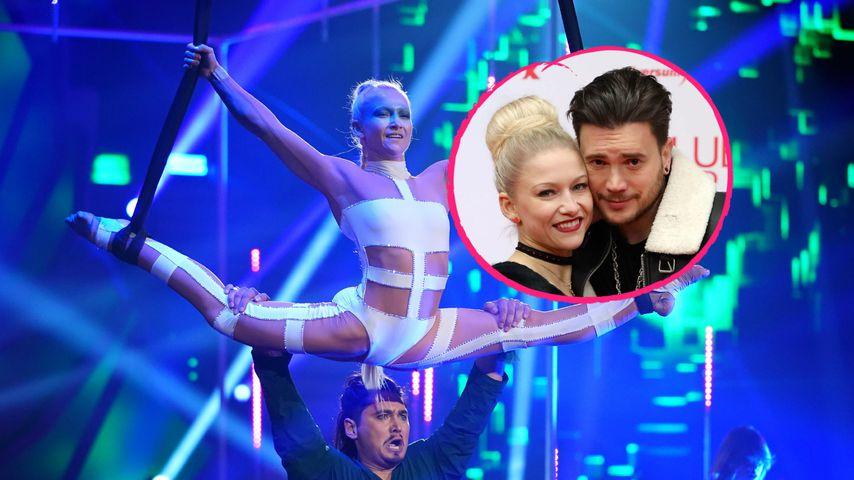 "Erkannt? ""Let's Dance""-Pole-Kür mit Bela Klentzes Freundin!"
