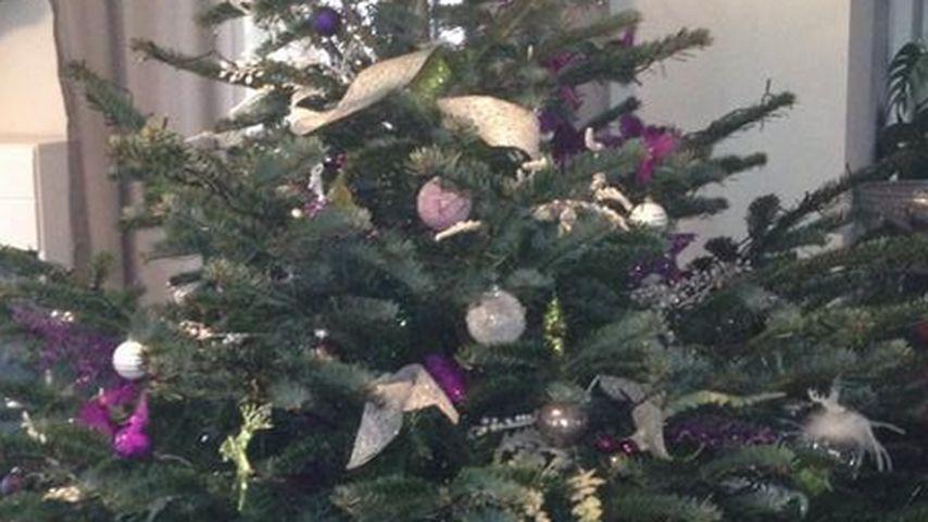 Welchem GZSZ-Star gehört dieser Weihnachtsbaum?