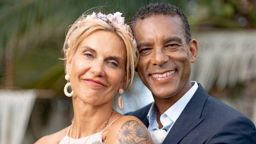 Anne Theke und Dan Agboli