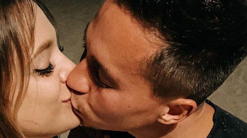 Anne Wünsche und ihr Neuer: Gleich beim ersten Date geküsst