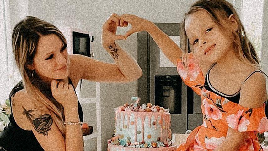 Herz blieb stehen: Anne erinnert sich an Mileys (7) Geburt