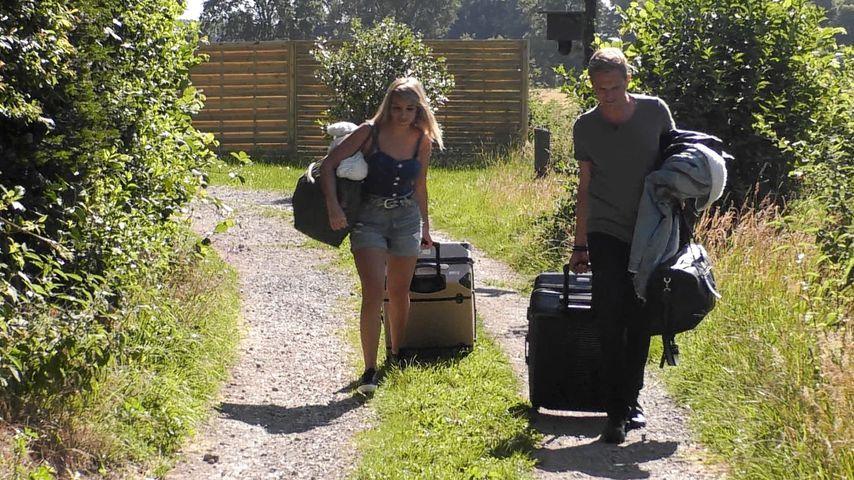 """Annemarie Eilfeld und Tim Sandt, """"Das Sommerhaus der Stars""""-Kandidaten 2020"""
