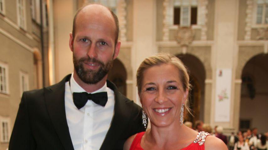 Eislauf-Star Anni Friesinger wird zum 2. Mal Mama