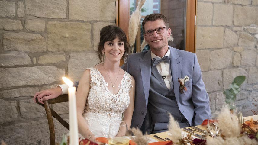 """Annika und Manuel bei """"Hochzeit auf den ersten Blick"""""""