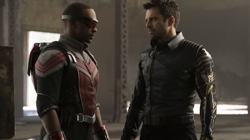 """""""The Falcon and the Winter Soldier"""": Marvel-Serie startet!"""