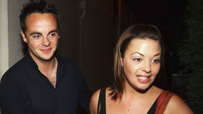 Anthony McPartlin und Lisa Armstrong, 2004