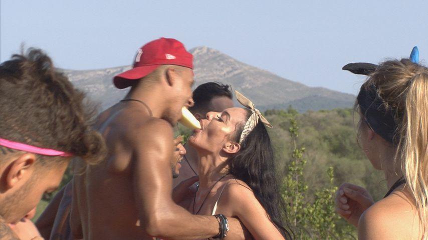 """Anthony und Mechele bei """"Love Island"""""""