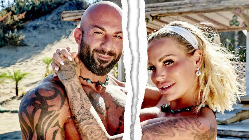 Fans nicht überrascht: Gina-Lisa und Antonino sind getrennt!