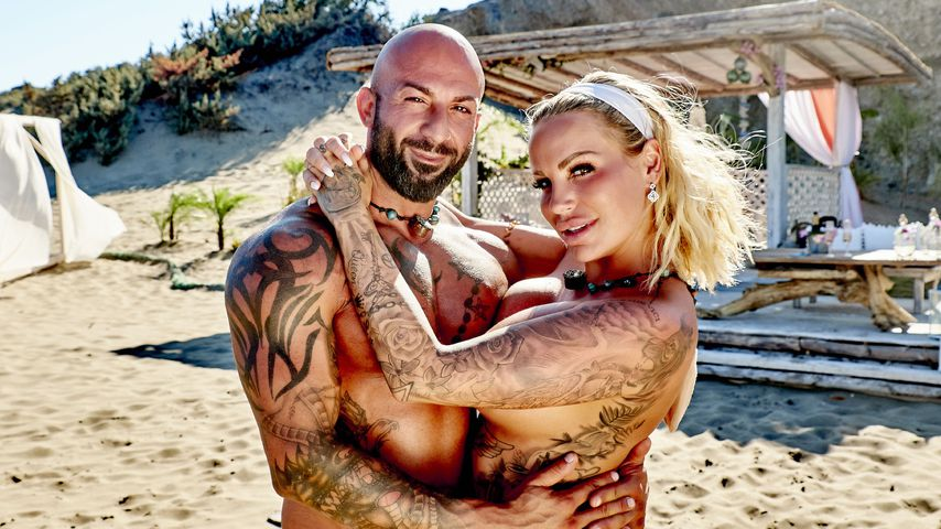 Im 7. Himmel: Antonino & Gina-Lisa trotzen Fake-Kritik!