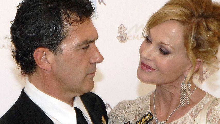 Antonio Banderas schwärmt von Ex Melanie Griffith