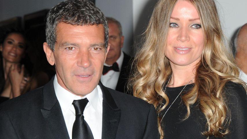 Antonio Banderas und Nicole Kimpel