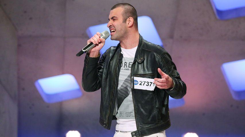 Hammer! Italiener Antonio Gerardi flasht DSDS-Jury