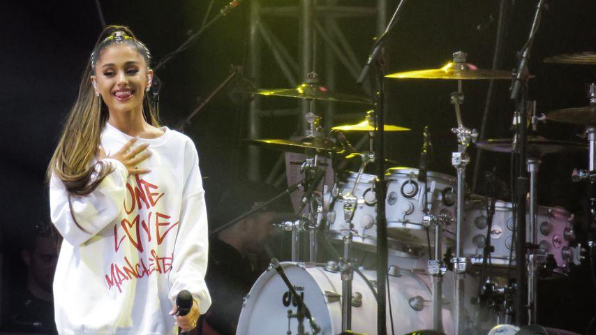 """Ariana Grande beim """"One Love Manchester""""-Konzert"""
