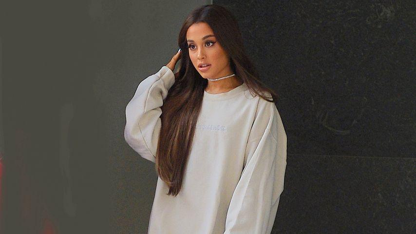 Ariana Grande in New York City im August 2018