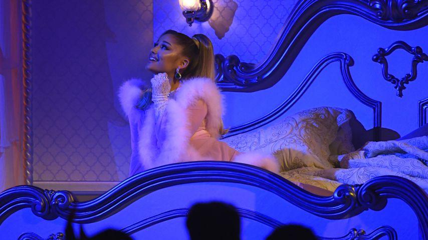 Ariana Grande im Januar 2020 in Los Angeles