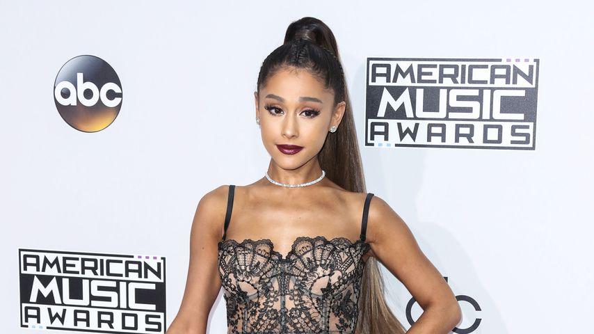 Ariana Grande, November 2016