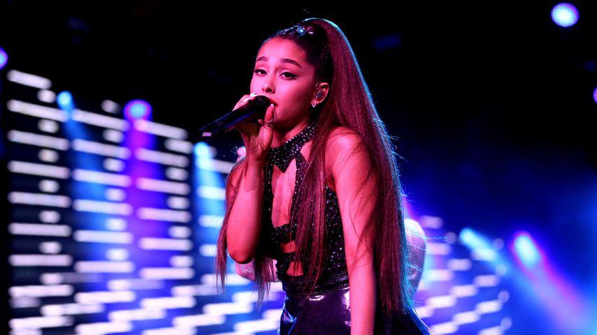 Ariana Grande beim iHeartRadio Wango Tango 2018