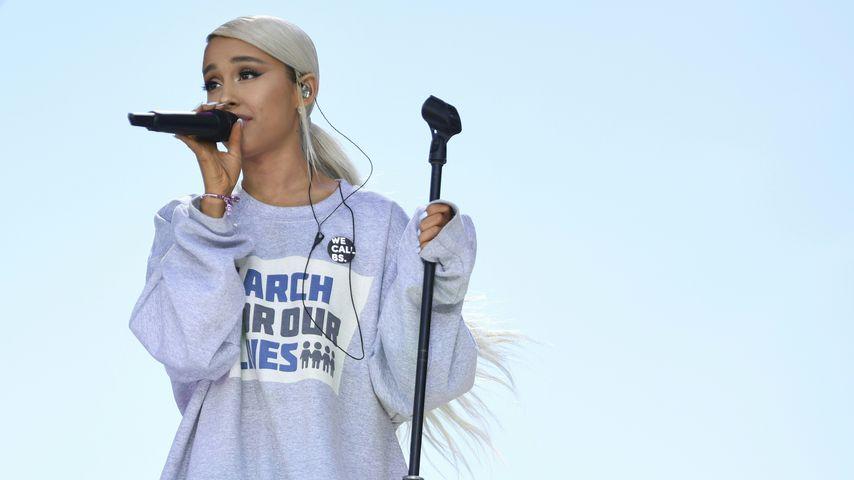 Ariana Grande im März 2018