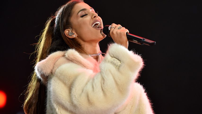 Ende April: Ariana Grandes erste Single nach Horror-Konzert!
