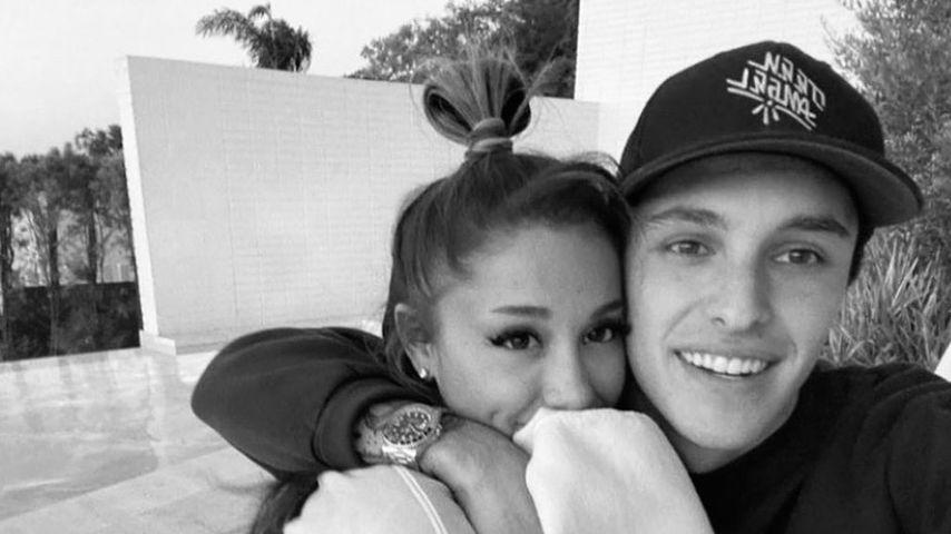 Ariana Grande und Dalton Gomez