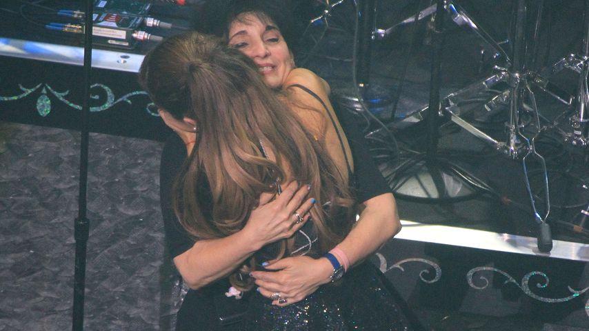 Ariana und Joan Grande