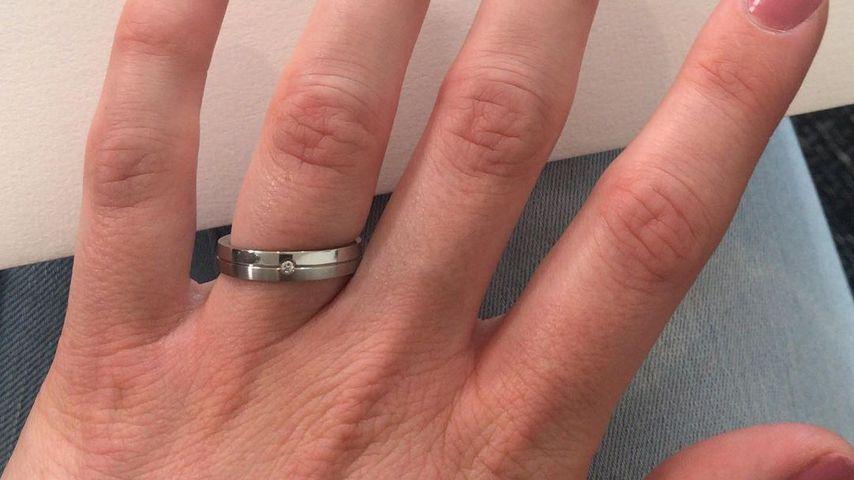 """Der Ring der """"Hochzeit auf den ersten Blick""""-Teilnehmerin Ariane"""