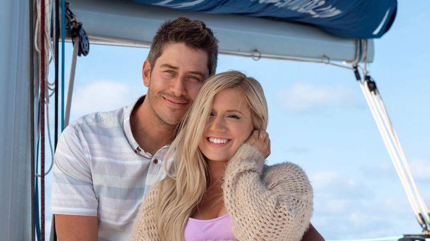 Arie Luyendyk, Jr. und seine Frau Lauren, Mai 2019