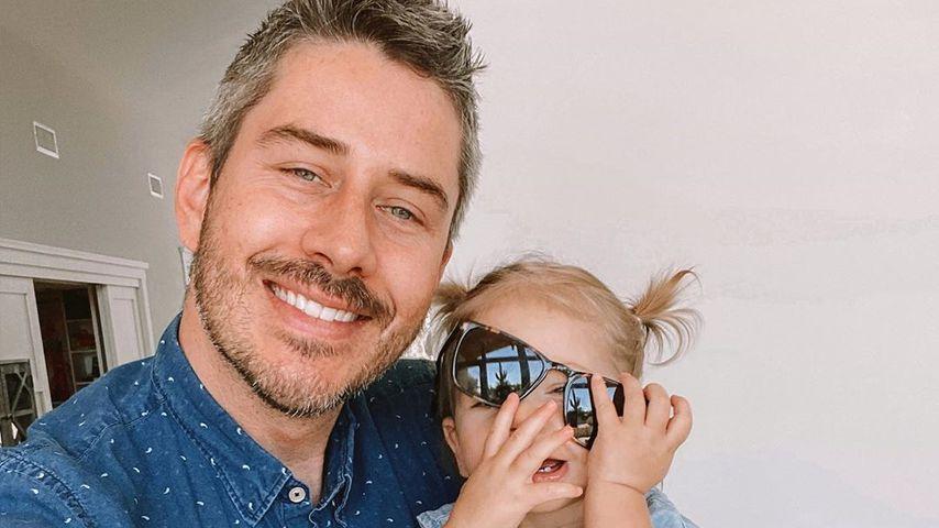 Arie Luyendyk und seine Tochter Alessi Ren im September 2020