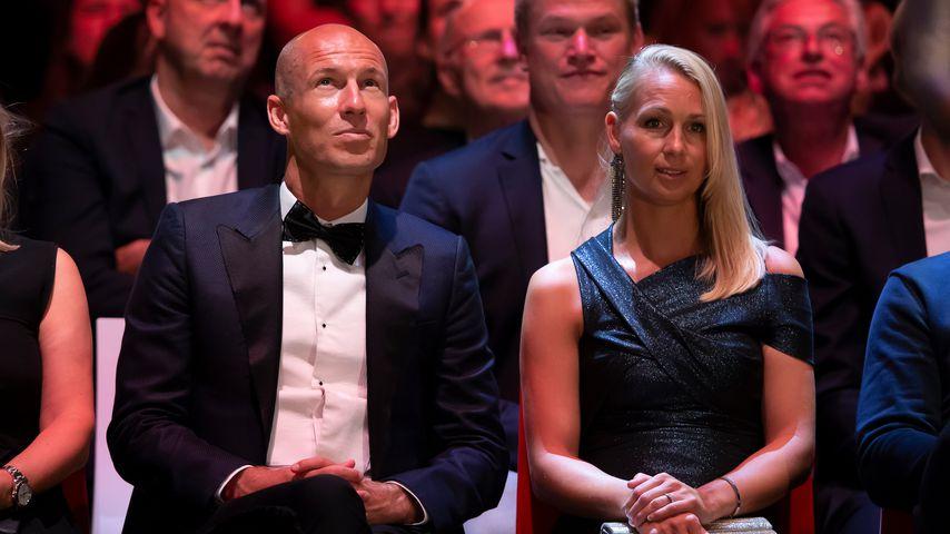 """""""Schlecht gefühlt"""": Arjen Robbens Frau litt an Coronavirus"""