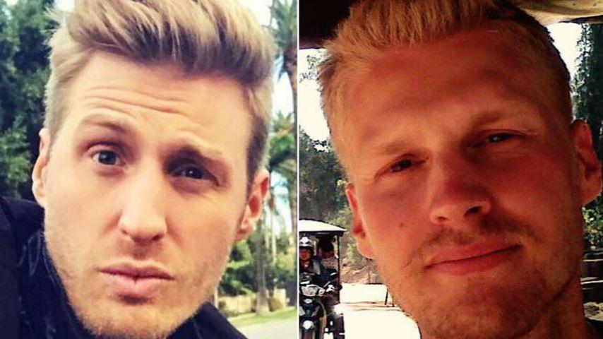 Twins? So ähnlich sind sich Maximilian Arland & sein Bruder!