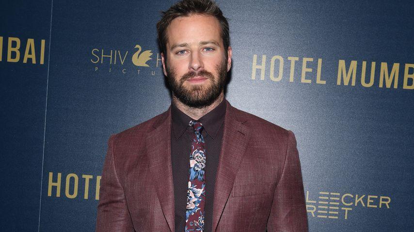 Armie Hammer, Schauspieler