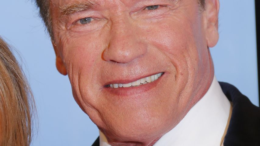 50 Jahre Erfolg: Arnold Schwarzenegger ist gerührt