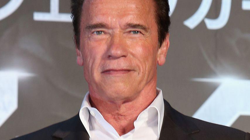 "Arnold Schwarzenegger: Ärger über ""Terminator: Genisys""-PR"