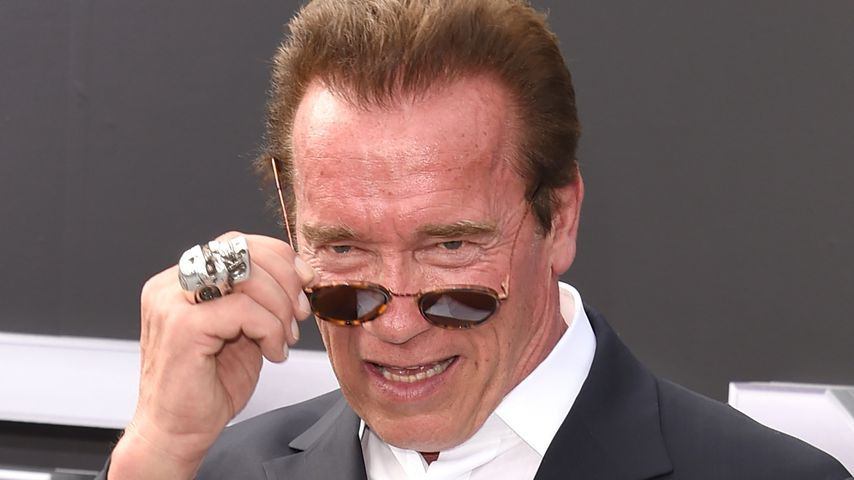 Noch immer Terminator: Arnie Schwarzenegger wird heute 70!