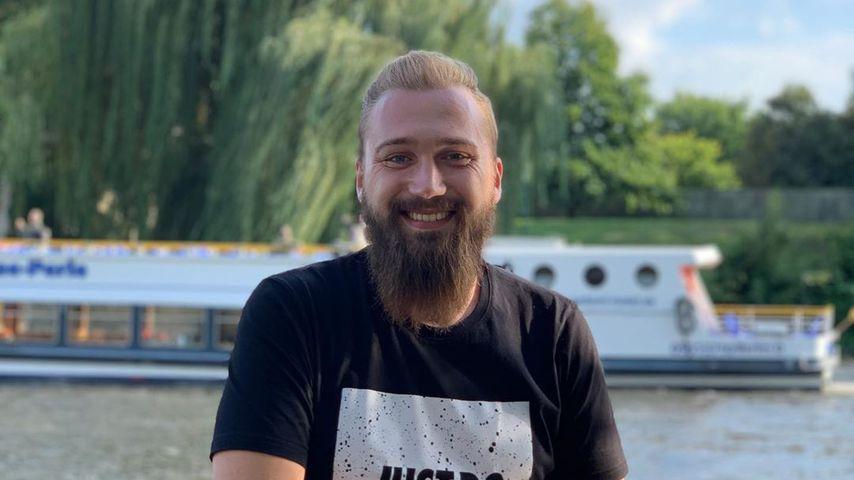 """Aron Schweizer, Teilnehmer bei """"Hochzeit auf den ersten Blick"""""""