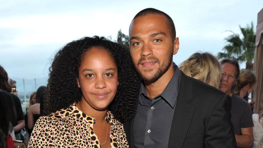 Aryn Drake-Lee und Jesse Williams bei einer Party in West-Hollywood