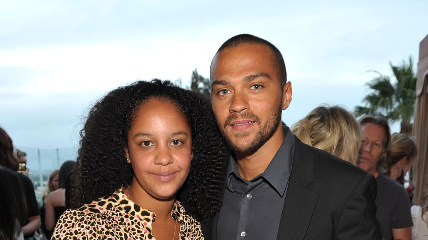 Aryn Drake-Lee und Jesse Williams bei einer Party in West-Hollywood