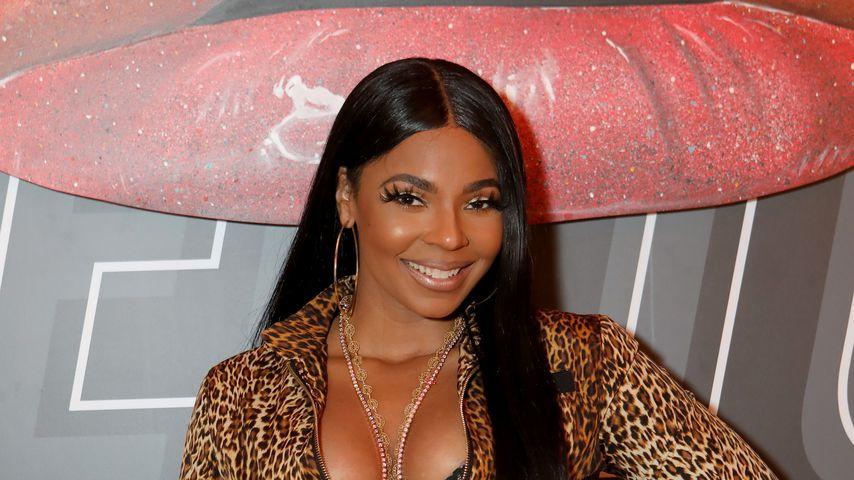 Ashanti, Sängerin