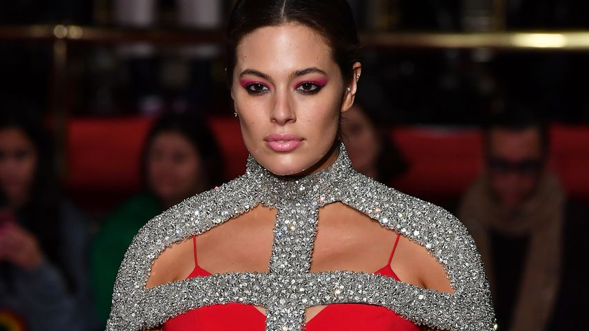 Ashley Graham bei der New York Fashion Week 2018